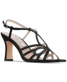 6b15fa0959a4f6 Nine West Merica Dress Sandals - Pink 6M