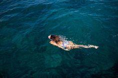 Luv swimming