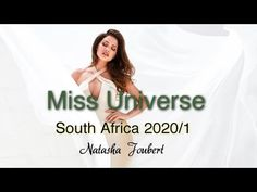 """Get to know """"Natasha Joubert"""" as Miss Universe South Africa 2020/21 - YouTube"""