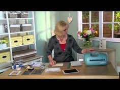 Crafting My Style with Sue Wilson - Flower Garden for Creative Expressions - YouTube