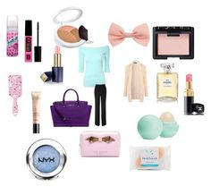 Causal Look by princessonfilm on Polyvore featuring Jane Norman, Michael Kors, NARS Cosmetics, Estée Lauder, Elizabeth Arden, Chanel, Maybelline, Guerlain, Eos and Ted Baker