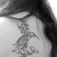 nice humming bird tattoo #tattoo #ink