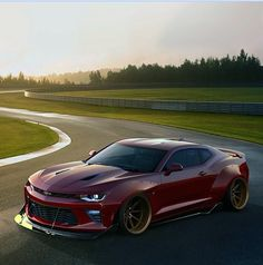 ◆ Visit ~ MACHINE Shop Café ◆ (2016 Chevy Camaro Widebody)
