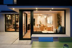DMVF Architects — Bray: Sustainable & Contemporary Family Home, Bungalow Extensions, Garden Room Extensions, House Extensions, Kitchen Extensions, House Extension Design, Extension Designs, House Design, Extension Ideas, Small Bungalow