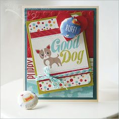 Dog Card for Imaginisce