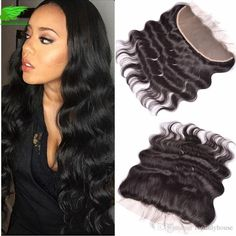 Dhl Free / Ear To Ear Lace Frontal Closure With Baby Hair Bleached… Closure Weave, Lace Closure, Full Head Weave, Bleached Hair, Lace Frontal, Curly, Ear, Free, Weaving