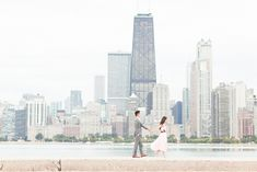 Chicago Engagement Session  http://mariahartephotography.com/chicago-engagement-session-linda-and-phil/