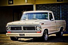 A Brief History Of Ford Trucks – Best Worst Car Insurance Classic Ford Trucks, Old Pickup Trucks, Lifted Ford Trucks, Classic Cars, 4x4 Trucks, F100 Truck, Automobile, Diesel Trucks, Ford Diesel