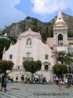 Church of San Giuseppe Corso Umberto, #Taormina