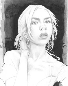 The Art of Lani Imre - Contemporary Female Figurative Art Brow Artist, Female Characters, Fictional Characters, Figurative Art, Urban Art, Vancouver, Brows, Contemporary Art, Character Design