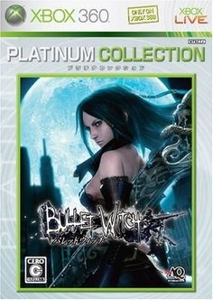 Bullet Witch Platinum Collection Japan Import *** Continue to the product at the image link.