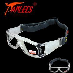 cc120a5fd3a Sport Goggles Football Basketball Dribbling Glasses Prescription Football  Glasses with Flexible Strap Free Shipp