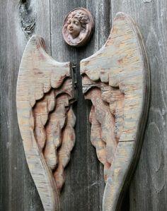 angel wings..