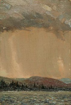 Tom Thomson: Canoe Lake, Summer or Fall 1913 Emily Carr, Canadian Painters, Canadian Artists, Ontario, Landscape Art, Landscape Paintings, Group Of Seven Paintings, Tom Thomson Paintings, Jackson