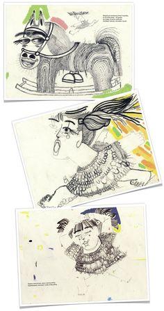 Mimi illustration: Marta Ignerska