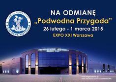 Spotkajmy się! NAUTILUS stoisko nr 63 EXPO XXI,  http://nautilus.com.pl/2015-02-24-08-06-40/targi-nurkowe-podwodna-przygoda.html
