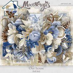 Digital Art :: Kits :: Our House - full kit