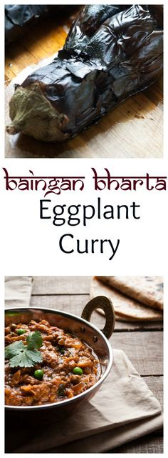 Baingan Bharta | Smoky Eggplant Curry | whitbitskitchen.com