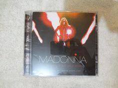 Pitucat Acessórios: Madonna I'm going to tell you a secret CD + DVD USADO NACIONAL Jonas Akerlund