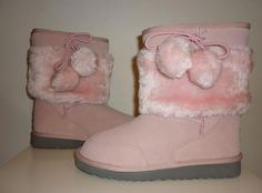 Baby Pink Uggs Boots