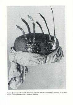 Turban de Janissaire du 17eme siècle