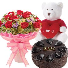 Sweet and Lovely : buy flowers online, buy cake online, send flowers, cakes to India