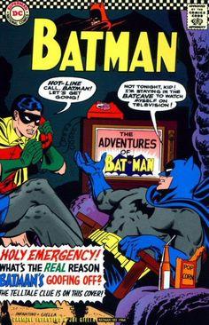 Carmine Infantino's Batman