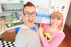 EatYourKimchi--Simon & Martina are Canadians living in Seoul, S.Korea and they host an entertaining video blog. They focus mainly on KPop, but also feature blogs about the culture and lifestyle of S.Korea. Humor is the key with Simon & Martina in their approach to the subject matter they cover. If you love all things Korean, especially KPop, then you will love this blog. http://www.eatyourkimchi.com