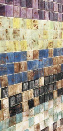 glass mosaic tile FIREFLY SICIS