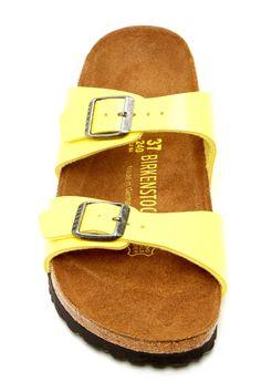 Birkenstock | Sydney Dual Buckle Strap Sandal -In Sun | Nordstrom Rack