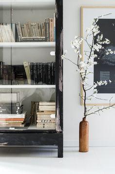 METAMORFOZA WITRYNY i GALERIA | NEW CABINET AND WALL DECORATION | agnetha.home