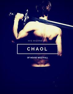 Chaol Westfall~Throne of Glass by Sarah J. Maas