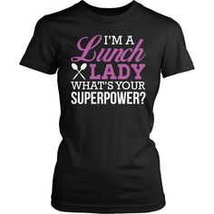 Lunch Lady - Superpower