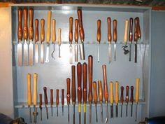 wood lathe tool holder - Google Search