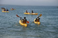 Sea Kayaking Tour, Ensenada