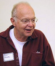 "Donald Ervin Knuth ( born January 10, 1938) is a computer scientist and Professor Emeritus at Stanford University.  He is the author of the seminal multi-volume work The Art of Computer Programming. Knuth has been called the ""father"" of the analysis of algorithms. He contributed to the development of the rigorous analysis of the computational complexity of algorithms and systematized formal mathematical techniques for it. In the process he also popularized the asymptotic notation."