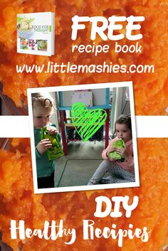 Children of all ages love Little Mashies squeeze containers for healthy snacks. Get your free recipes from https://www.amazon.com/Little-Mashies/pages/12665873011  #healthy #babyfood #school #smoothie  FREE ebook from littlemashies.com/free