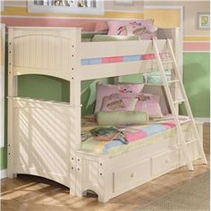 1000 Images About Bunk Beds With Drawers On Pinterest