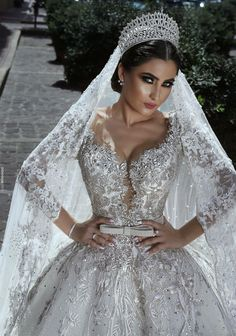 Sexy Ball Gown Sweetheart Long Sleeve Lace Appliques Tulle Long Wedding Dresses uk on sale – PromDress. Disney Wedding Dress, Rose Gold Wedding Dress, Short Lace Wedding Dress, Wedding Dresses Uk, Princess Wedding Dresses, Bridal Dresses, Gown Wedding, Civil Wedding, Ivory Wedding
