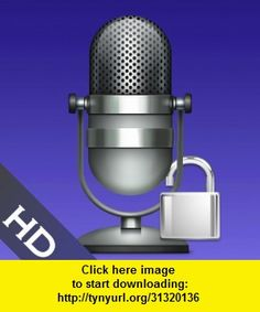 Secret Recorder HD, iphone, ipad, ipod touch, itouch, itunes, appstore, torrent, downloads, rapidshare, megaupload, fileserve