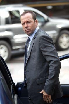 Blue Bloods Danny Reagan (Donnie Wahlberg)