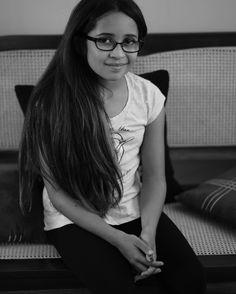 Leyla got her hair done today. #Sony #monochrome #rokinon #85mm