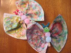 Savvy Spending: Easy Spring Craft for preschoolers