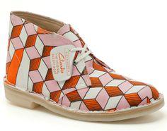 Clarks Eley Kishimoto - original desert boots