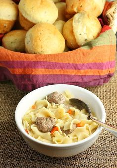 Swedish Meatball Stoup