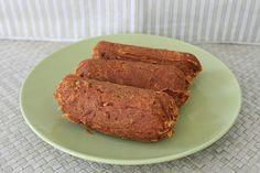 Chorizo - vegan, gluten free, soy free