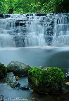 Glencar waterfall, Co. Sligo, Ireland