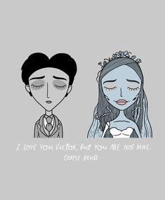 Corpse Bride Sad Movies, Cartoon Books, Indie Films, Movie Shots, Cult, Movie Couples, Movie Lines, Movie Poster Art, Vintage Horror