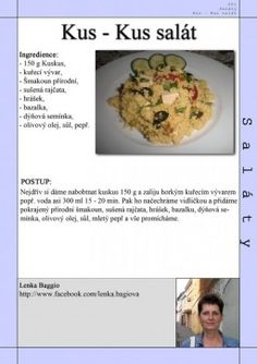 Saláty | Šmakoun Beef, Food, Meat, Essen, Meals, Yemek, Eten, Steak