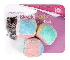 SmartyKat Block Party Cat Toy Kitten…